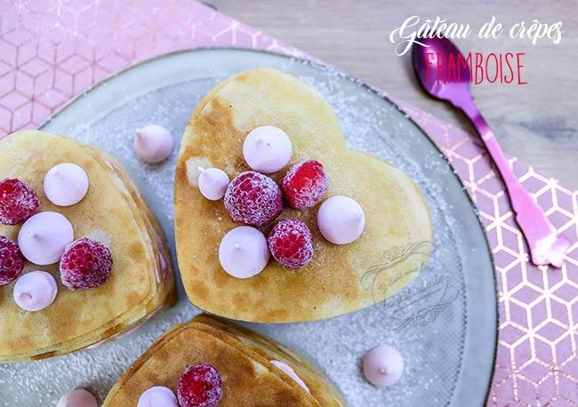 idée dessert saint valentin