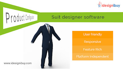 Suit Designing Tool Software