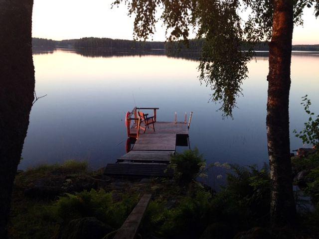 Järvimaisema, Suomi