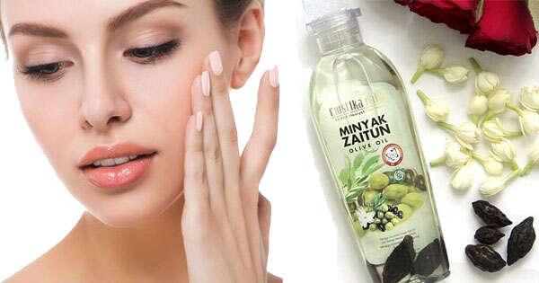 Manfaat minyak zaitun mustika ratu