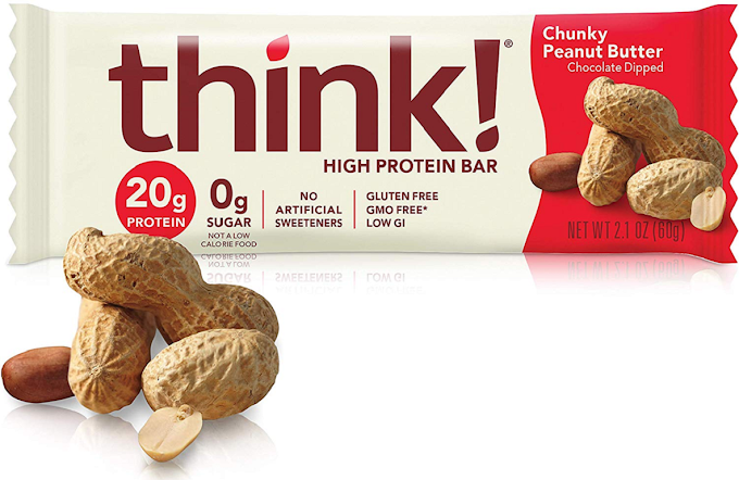 High Protein Bars by think!