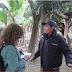 Dos antropólogas visitaron a la comunidad del Río Blanco Banda Sur