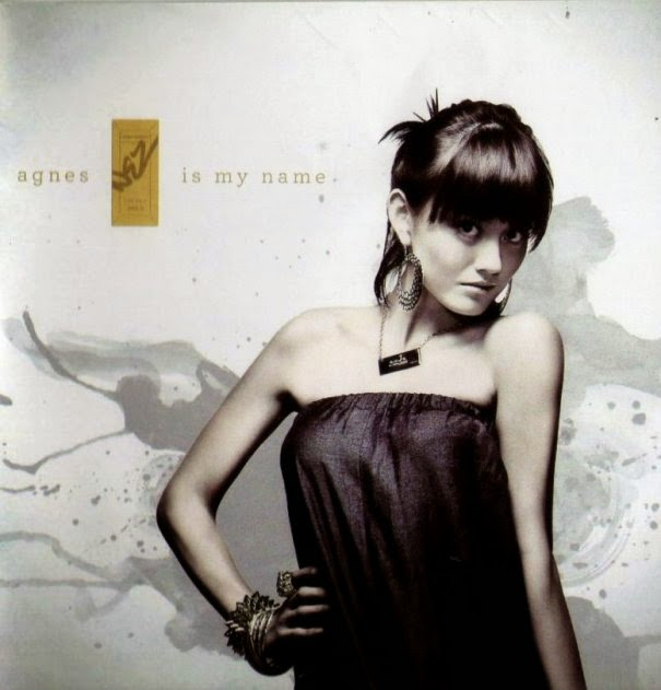 Cover Album Agnes Monica is My Name