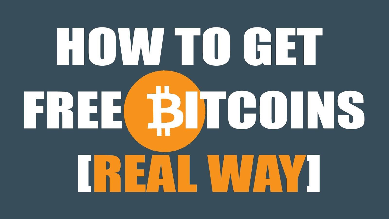 Quick free bitcoins