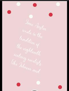 Jane Austen's Spirit of Classicism