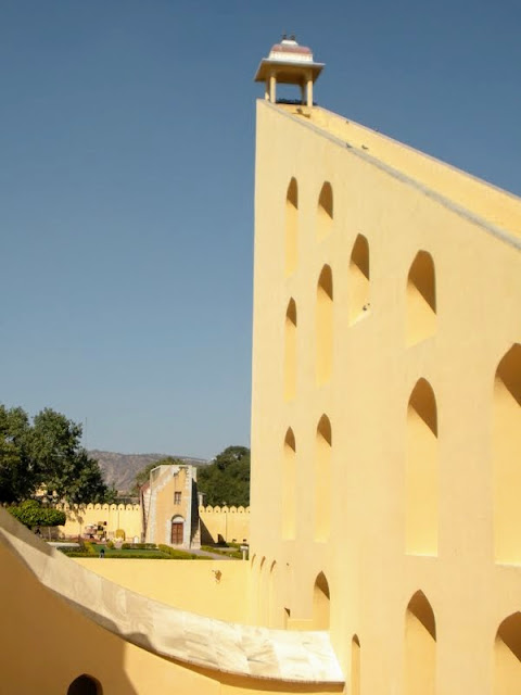 3 days in Jaipur India: Jantar Mantar sundial