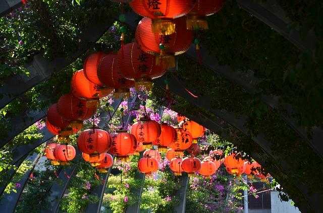 Ano Novo Chinês no Parque Ibirapuera e Templo Zu Lai
