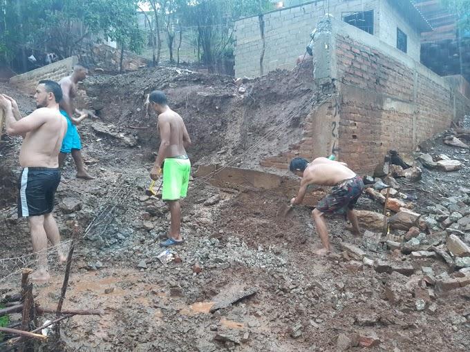 Ogircc  atiende barrios afectadas por las lluvias en Santa Marta