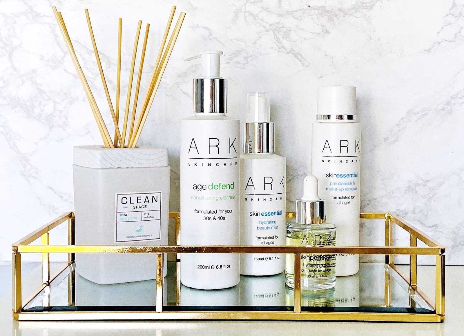 Ark skincare review