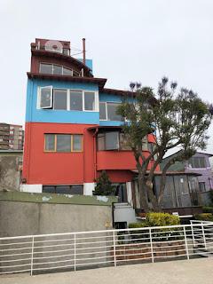 Foto Sylvia Leite - Matéria Casas de Neruda - BLOG LUGARES DE MEMÓRIA