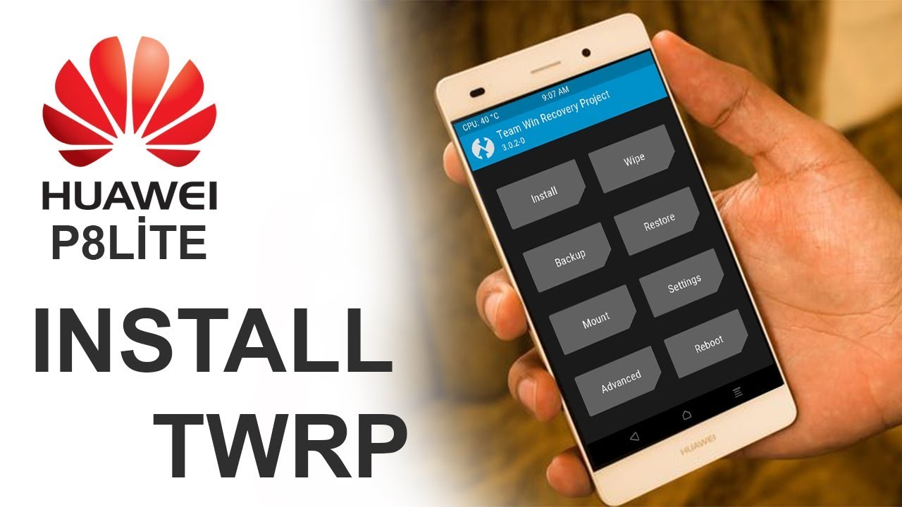 ROOT] Huawei P8 Lite ALE-L21, Android 6 0 Marshmallow | Easy
