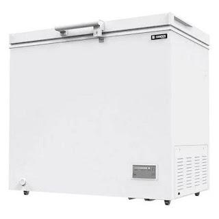 Đèn LED trên Tủ đông Sanden intercool SNH-0265 dung tích 300 Lít