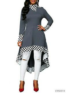 Women's Cotton Collar Neck Dresses