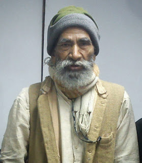 Worlds oldest person Dharampal Gujjar 116 years old