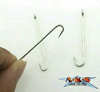 Mata Kail Belut Hook Leher Panjang