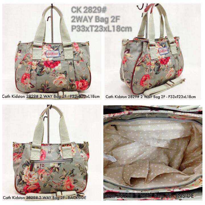 c0b9fc2403 Kipling Shop Indonesia  Cath Kidston 2829  2WAY Bag 2F - Rp 200.000
