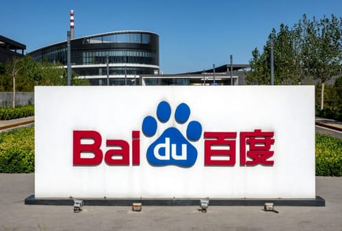 Chinese research giant Baidu is making electric cars