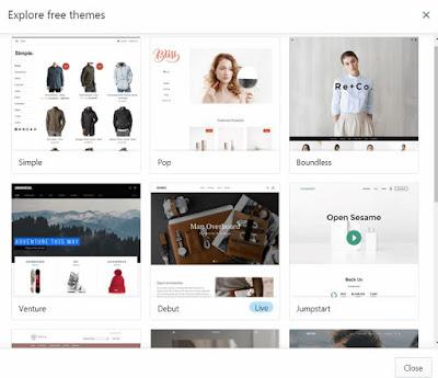 Cómo diseñar tu tienda online Shopify
