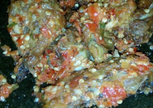 resep ayam penyet sambal mentah