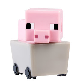 Minecraft Chest Series 2 Pig Mini Figure
