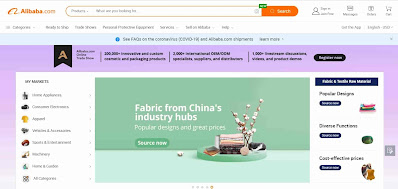 Alibaba Login | Alibaba Login Page | Login to Alibaba Shopping Account