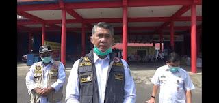 Walikota Jambi Menyesalkan Tindakan Rs Rd Mattaher Memberi Izin Pulang Pasien Covid-19.