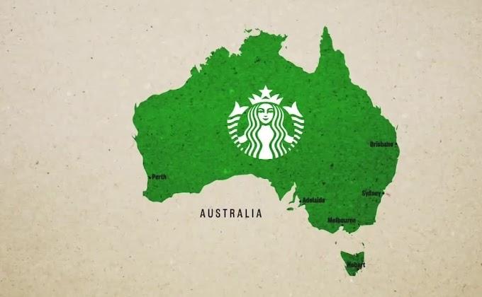 Starbucks Failed In Australia WHY ?....
