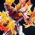Custom Build: 1/100 Build Burning Gundam