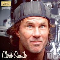 25 de octubre   Chad Smith - @RHCPchad   Info + vídeos