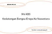 Kedatangan Bangsa Eropa Ke Nusantara M4 KB3