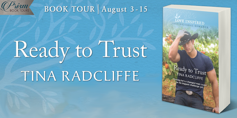 We're launching the Book Tour for READY TO TRUST by Tina Radcliffe! #RTPrism