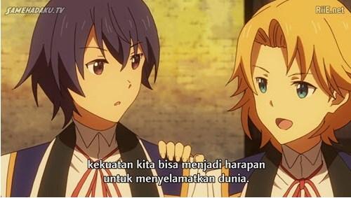 Kenja no Mago Episode 7 Subtitle Indonesia