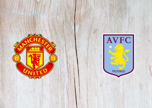 Manchester United Vs Aston Villa Full Match Highlights 1