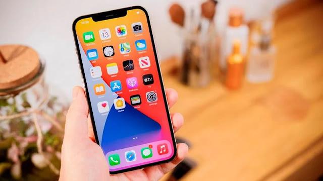 4. Apple iPhone 12 Pro Max