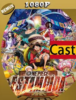 One Piece Stampede (2019) BDRemux [1080p] Castellano [Google Drive] Panchirulo