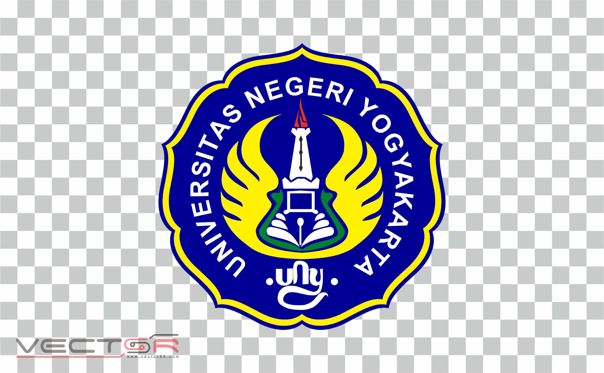 Logo UNY (Universitas Negeri Yogyakarta) - Download .PNG (Portable Network Graphics) Transparent Images