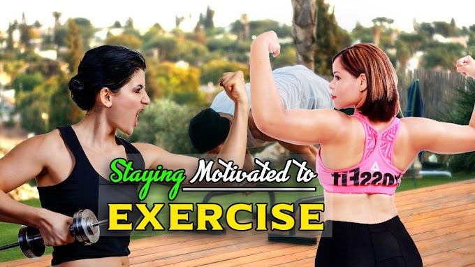 Tips for Staying Motivated to Exercise