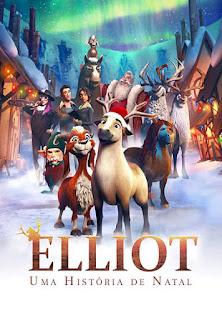 Elliot: Uma História de Natal - BDRip Dublado