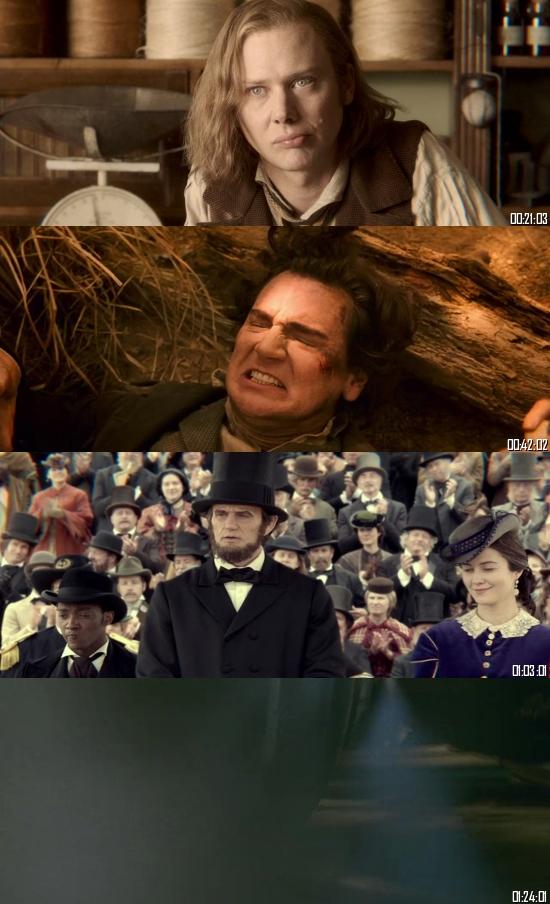Abraham Lincoln Vampire Hunter 2012 WEB-DL 720p 480p Dual Audio Hindi English Full Movie Download