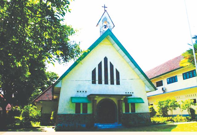 Seminari Jantung Gereja