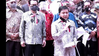 Percobaan Penangkapan Ketua KAMI Ahmad Yani