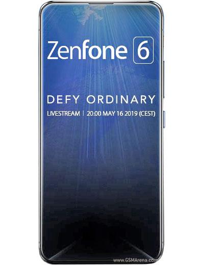 Asus Zenfone 6 Specification