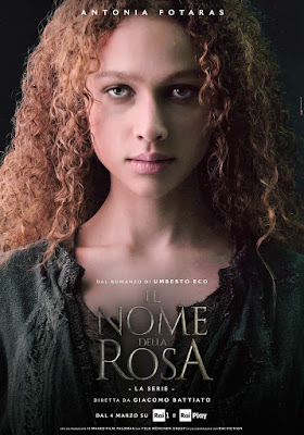 The Name Of The Rose 2019 Miniseries Poster 11