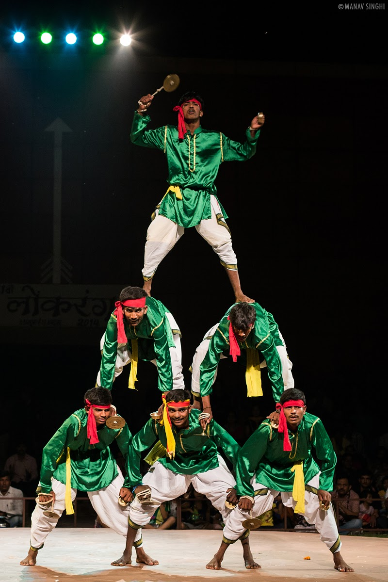 Kamsale Folk Dance Karnataka