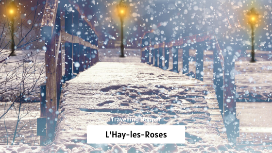 Christmas Market in L'hay Les Roses