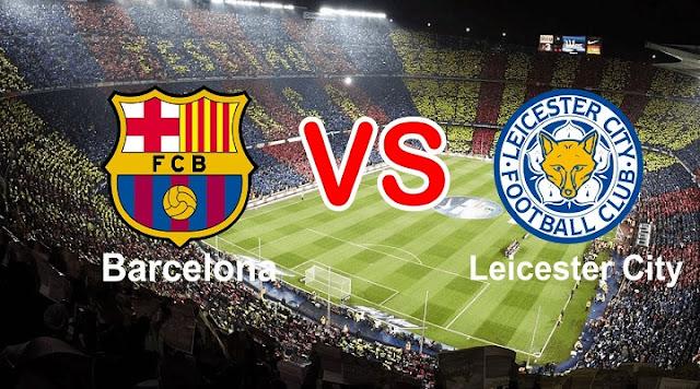 FC Barcelone - Leicester City : Le 3 août prochain