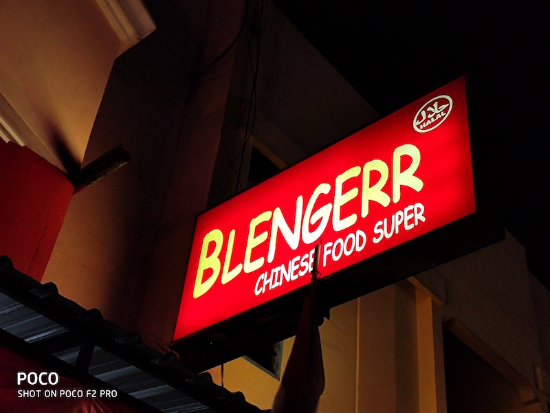 Blenger Chinese Food Super Solo: Porsi Melimpah, Rasa Mantap!