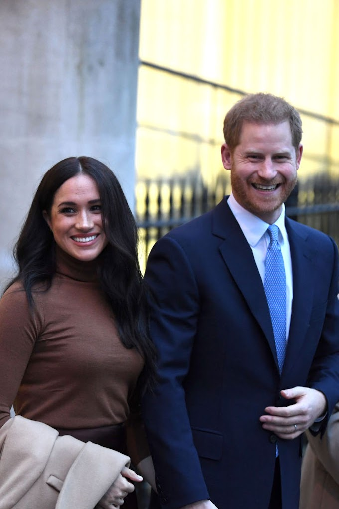 "Prince Harry & Meghan Markle will no longer use the ""Sussex Royal"" Brand"