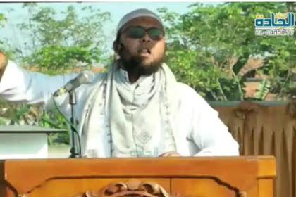 Bangkai Jahiliyah, Ujaran Kebencian Ustadz Riyadh Bajrey Terhadap Ummat Islam Yang Menuntut Keadilan