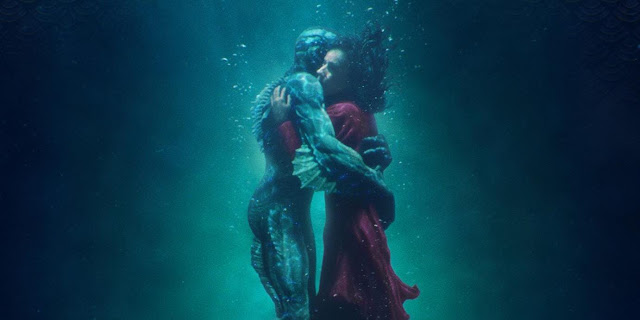 Plan phare de The Shape of Water, de Guillermo del Toro (2018)
